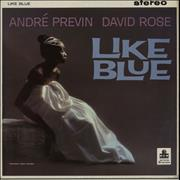 Click here for more info about 'André Previn - Like Blue'