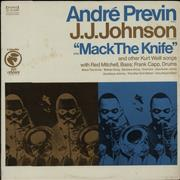 Click here for more info about 'André Previn - Mack The Knife'