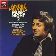 Click here for more info about 'André Previn's Music Night 2 - Quad'