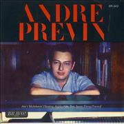 Click here for more info about 'André Previn - Presenting Andre Previn EP'