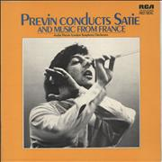 Click here for more info about 'André Previn - Previn Conduts Satie And Music From France'