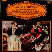 Click here for more info about 'André Previn - Prokofiev/ Satie/ Mendelssohn'