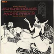 Click here for more info about 'André Previn - Scheherazade, March And The Flight Of The Bumblebee'