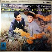 Click here for more info about 'André Previn - Secret Songs For Young Lovers'