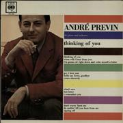 Click here for more info about 'André Previn - Thinking Of You'