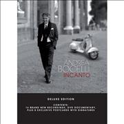 Andrea Bocelli Incanto - Deluxe Edition UK 2-disc CD/DVD set