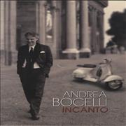 Andrea Bocelli Incanto USA press kit Promo