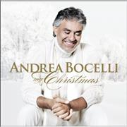 Andrea Bocelli My Christmas UK 2-disc CD/DVD set