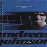 Click here for more info about 'Andreas Johnson - 2005 UK Tour'