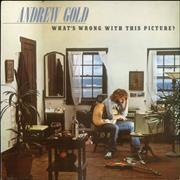 Click here for more info about 'Andrew Gold - What's Wrong With This Picture?'