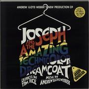 Click here for more info about 'Andrew Lloyd Webber & Tim Rice - Joseph And The Amazing Technicolour Dreamcoat'
