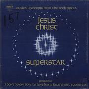 Click here for more info about 'Andrew Lloyd Webber & Tim Rice - Musical Excerpts From The Rock Opera Jesus Christ Superstar'