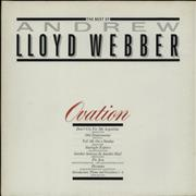 Click here for more info about 'Andrew Lloyd Webber - Ovation'