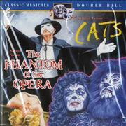 Click here for more info about 'Andrew Lloyd Webber - Phantom Of The Opera & Cats'