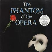 Click here for more info about 'Andrew Lloyd Webber - The Phantom Of The Opera - 1 Sticker - Promo Stamped Sleeve'
