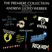 Click here for more info about 'Andrew Lloyd Webber - The Premiere Collection'