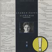 Andrew Poppy Alphabed (a Mystery Dance) Germany CD album