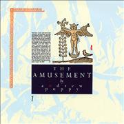 "Andrew Poppy The Amusement UK 7"" vinyl"