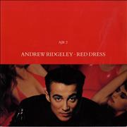 Click here for more info about 'Andrew Ridgeley - Red Dress - Red vinyl'