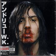 Click here for more info about 'Andrew W.K. - I Get Wet'