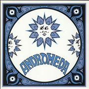 Click here for more info about 'Andromeda - 180gm Vinyl + Blue Sleeve'
