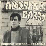 Click here for more info about 'Andrés Do Barro - Corpiño Xeitoso'
