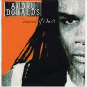 Click here for more info about 'Andru Donalds - Damned If I Don't'