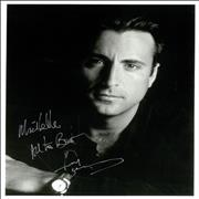 Click here for more info about 'Andy Garcia - Autographed Portrait Photograph'