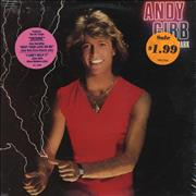 Click here for more info about 'Andy Gibb - After Dark + Insert/Cover Sticker'