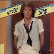Click here for more info about 'Andy Gibb - (Our Love) Don't Throw It All Away - Wide + Sleeve'