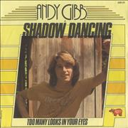 Click here for more info about 'Andy Gibb - Shadow Dancing'