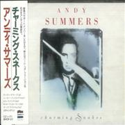 Andy Summers Charming Snakes Japan CD album