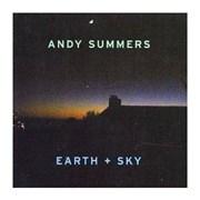 Andy Summers Earth + Sky UK CD album