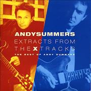 Click here for more info about 'Andy Summers - Extract Form The X Tracks'