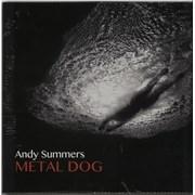 Andy Summers Metal Dog - RSD 16 - Sealed UK vinyl LP