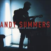 Click here for more info about 'Andy Summers - Peggy's Blue Skylight'