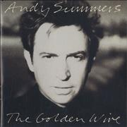 Andy Summers The Golden Wire USA CD album