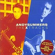 Andy Summers The X Tracks - Best Of UK CD album