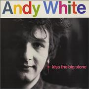 Click here for more info about 'Andy White  - Kiss The Big Stone'