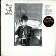 Click here for more info about 'Andy White - Rave On Andy White - Sealed'