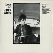 Click here for more info about 'Andy White - Rave On Andy White'