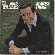 Click here for more info about 'Andy Williams - Almost There'