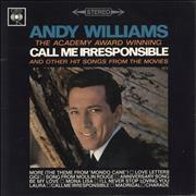 Click here for more info about 'Andy Williams - Call Me Irresponsible And Other Hit Songs From The Movies'