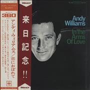 Click here for more info about 'Andy Williams - In The Arms Of Love'