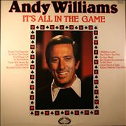 Click here for more info about 'Andy Williams - It's All In The Game'