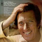 Click here for more info about 'Andy Williams - The First Time Ever (I Saw Your Face)'