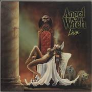 Click here for more info about 'Angel Witch - Angel Witch Live'