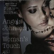 Click here for more info about 'Angela Johnson - Woman's Touch Vol. 1'