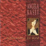 Click here for more info about 'Angela Kaset - Something In Red'