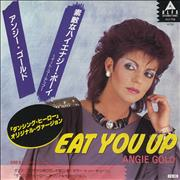 Click here for more info about 'Angie Gold - Eat You Up'
